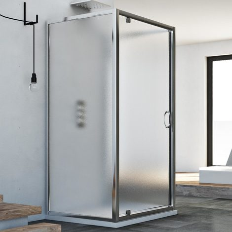 Shower enclosure mod. Sintesi Trio 1 Door