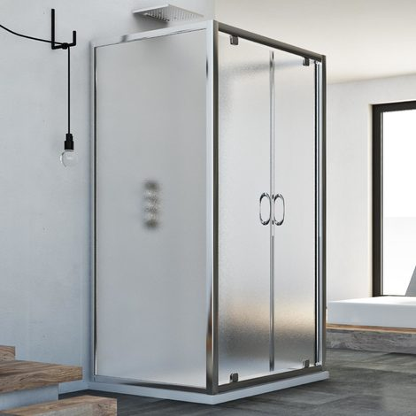 Shower Enclosure mod. Sintesi Trio 2 Doors