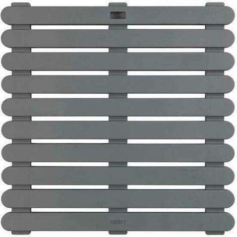 Shower mat Duckboard Indoor & Outdoor White WENKO