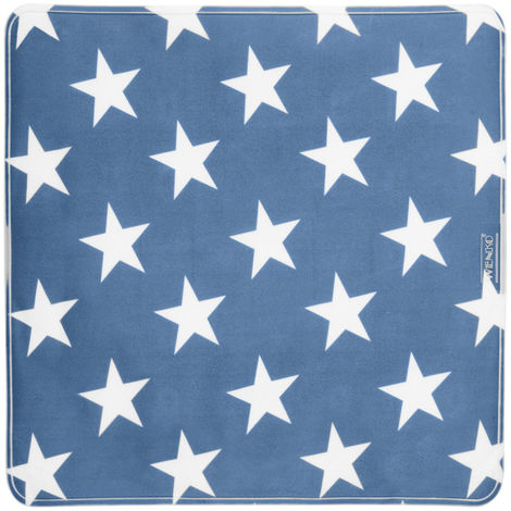 Shower mat Stella dark blue WENKO