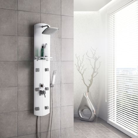 Shower Panel System Austin bathroom shower mixer