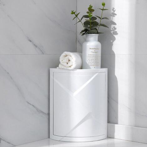 Shower Rack Corner Shelf Plastic Bathroom Corner Shelves White Bathroom Organiser