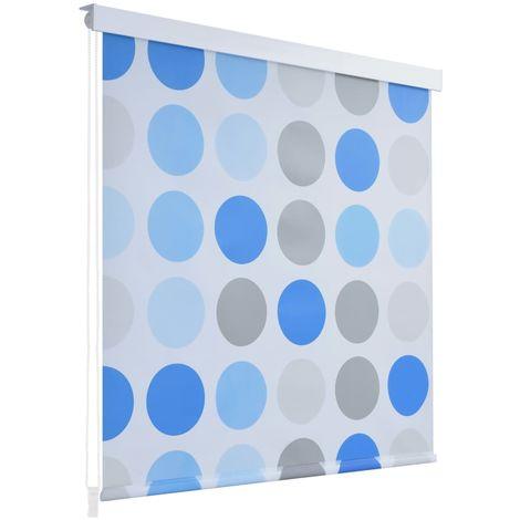 Shower Roller Blind 120x240 cm Circle