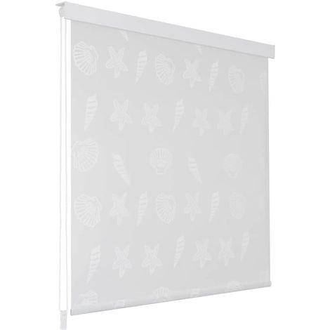 Shower Roller Blind 140x240 cm Sea Star