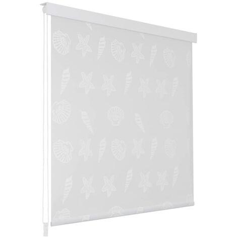 Shower Roller Blind 160x240 cm Sea Star