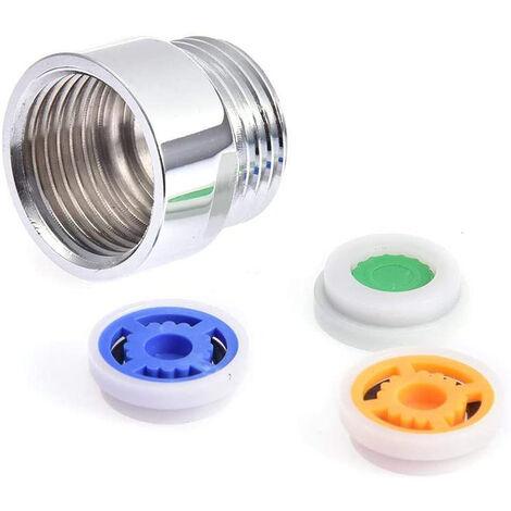 """main image of """"Shower Set Flow Reducer Limiter, Water Saving Shower Seal for Water Saving, 4PCS"""""""