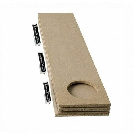 Shower Tray Baseboard Accessory Kit 2000mm Support Base Adhesive Included