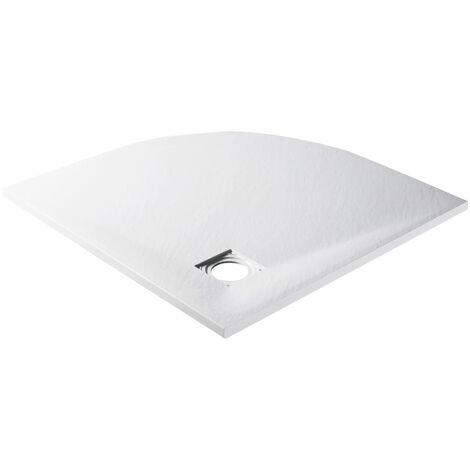 Shower Tray SMC White 90x90 cm