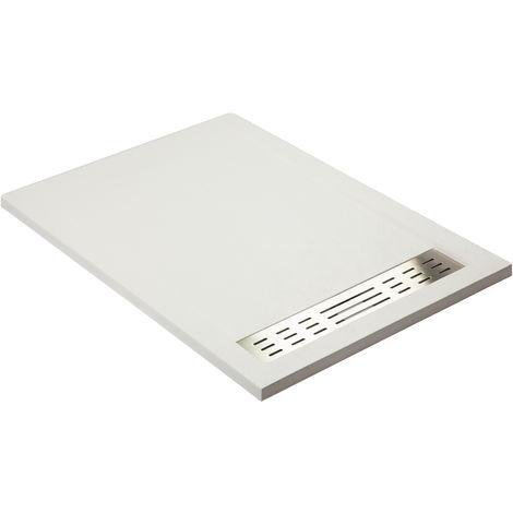Shower tray super-slim PREMIUM white Ral 9003
