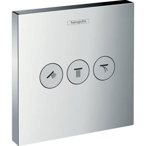 ShowerSelect Thermostat for concealed installation for 1 function (15762000)