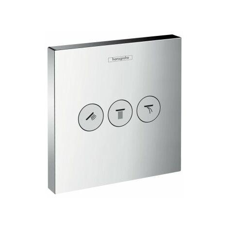 ShowerSelectTermostato empotrado para 1 función (llave de paso).