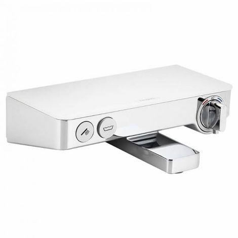 Hansgrohe 13151400 ShowerTablet Select 300 termostato de ba/ñera blanco//cromo visto