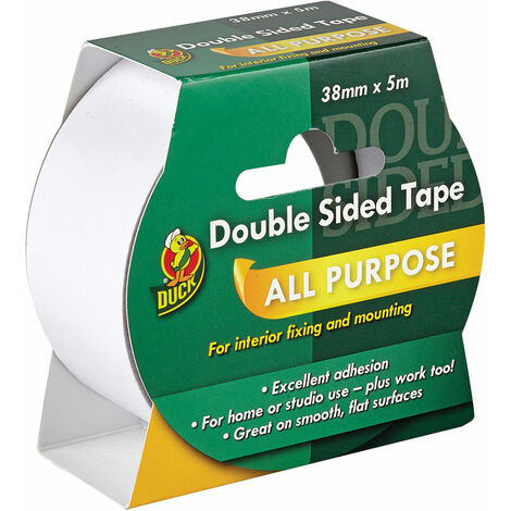 Shurtape 232603 Duck Tape® Double-Sided Tape 38mm x 5m