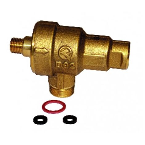 Shut-off valve - DIFF for Chaffoteaux : 60081486
