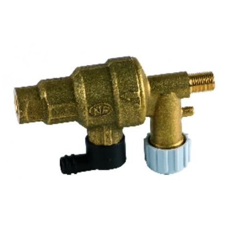Shut-off valve - DIFF for Chaffoteaux : 60081664
