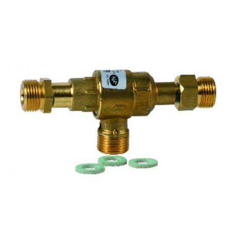 Shut-off valve - DIFF for Chaffoteaux : 60084617