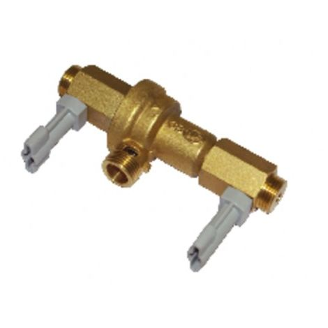 Shut-off valve - DIFF for Chaffoteaux : 61303319