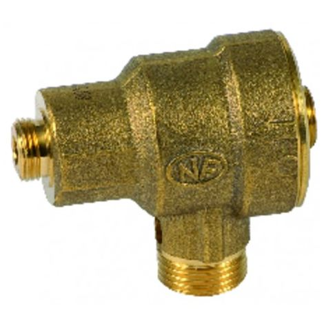 Shut-off valve - DIFF for Chaffoteaux : 997235