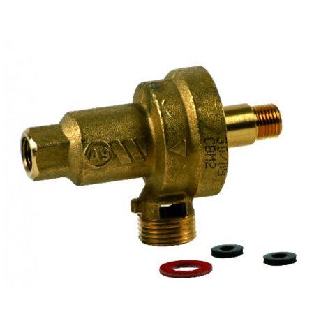 Shut-off valve - DIFF for ELM Leblanc : 87167439540