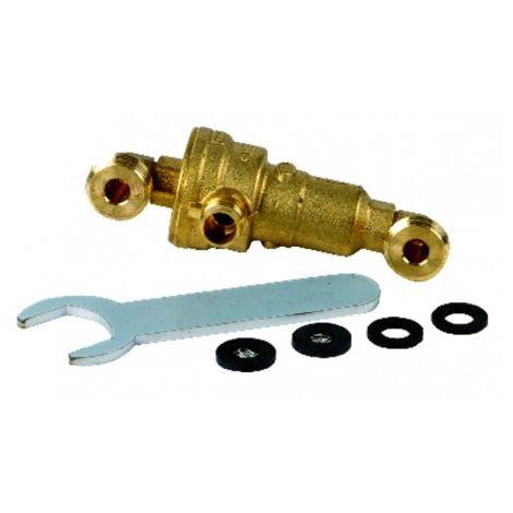 Shut-off valve - DIFF for Saunier Duval : 05144200