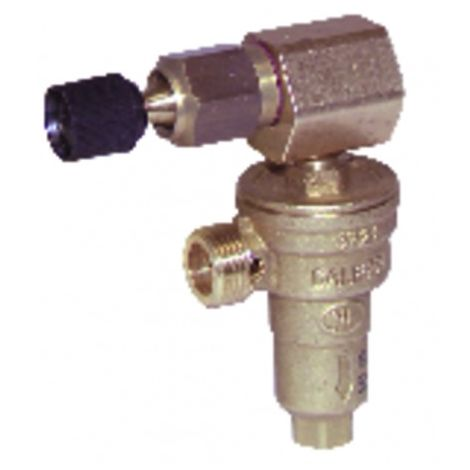 Shut-off valve - DIFF for Saunier Duval : 05157900