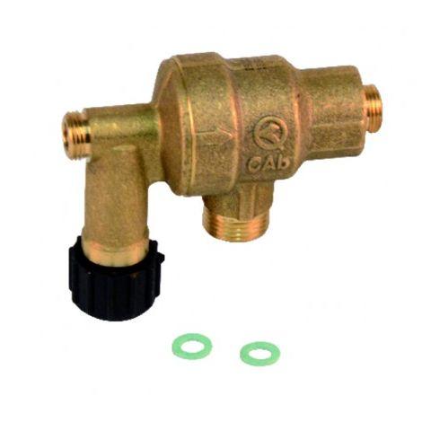 Shut-off valve - DIFF for Saunier Duval : 05722100