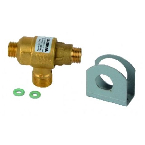 Shut-off valve - DIFF for Vaillant : 0020057241
