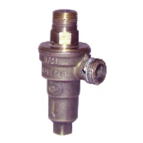Shut-off valve - DIFF for Vaillant : 014693