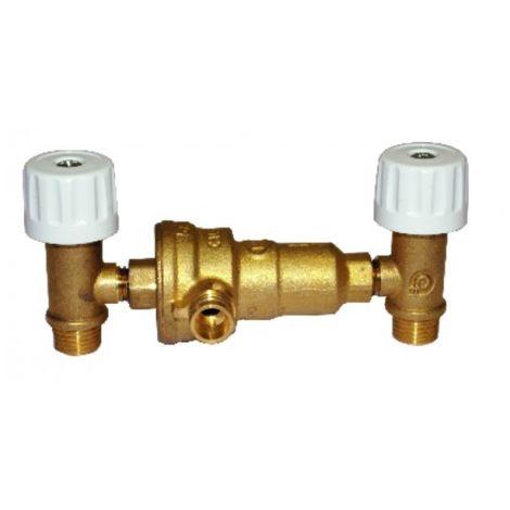 Shut-off valve - FERROLI : 39829140