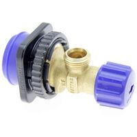 shut-off valve GEBERIT for flush-mounted WC tank - 240.269.00.1