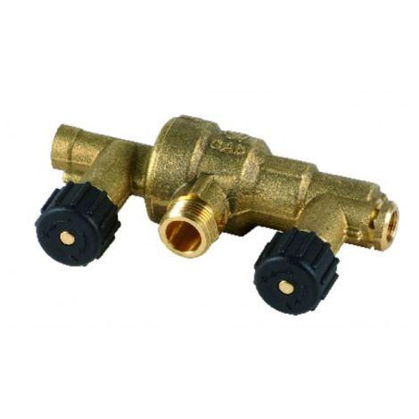 Shut-off valve IDRA E28BVI - DIFF for Atlantic : 119523