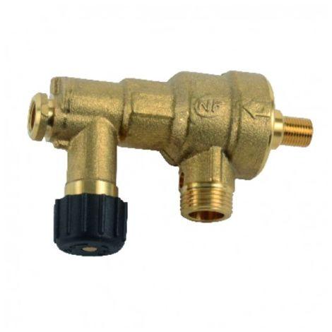 Shut-off valve r2444 - RIELLO : R2444