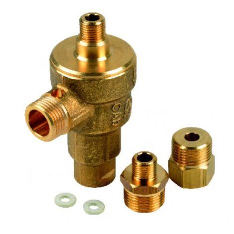 Shut-off valve - RIELLO : 4050204