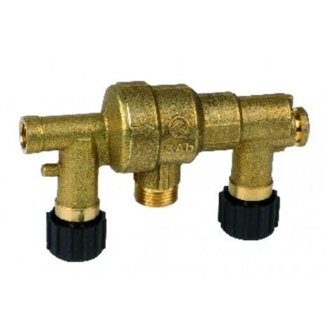 Shut-off valve - RIELLO : 4366657