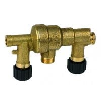 Shut-off valve - RIELLO : 4366657