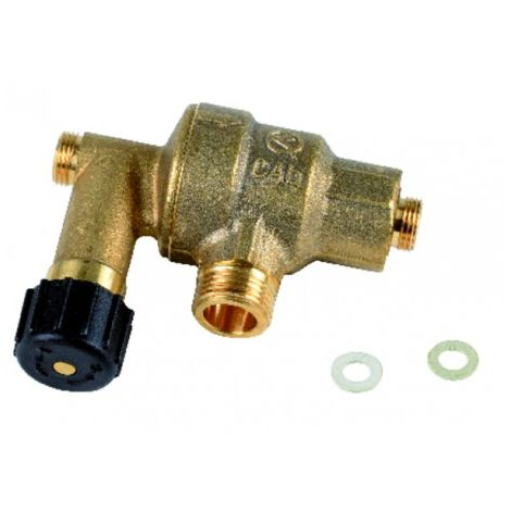 Shut-off valve - SAUNIER DUVAL : 05722100