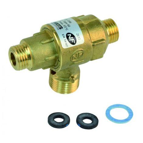 Shut-off valve watts cbc 1/4 - ELM LEBLANC : 87167454860