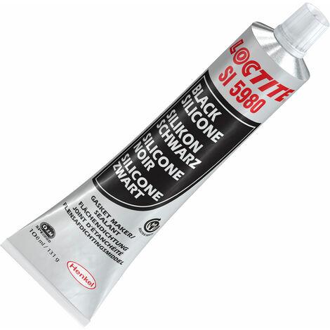 SI 5980 Flange Sealent - Black