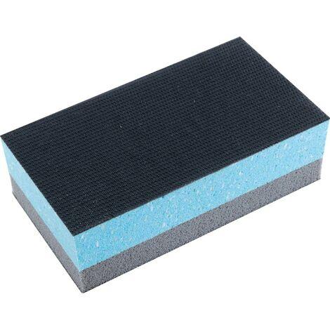 Sia Abrasives 9090 T7055 Hand Sanding Block 70X125MM Medium/Very Soft