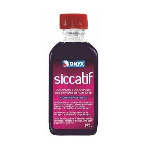 Siccatif sans plomb bouteille 190 ml