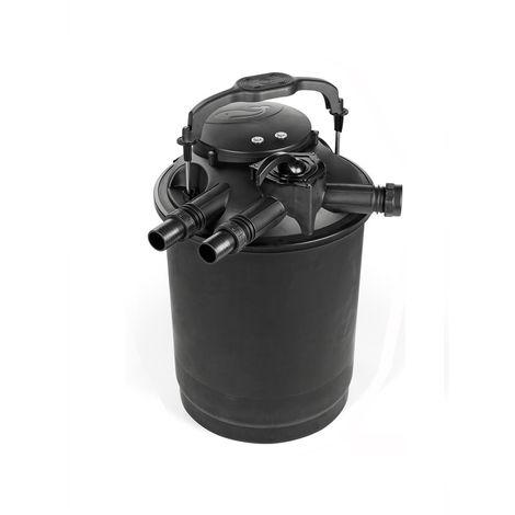 Sicce filtro laghetto green reset 40 litri 5 1000053696 for Filtri per laghetti artificiali