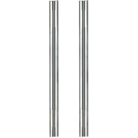 Sidamo - Blister De 2 Fers Reversibles 75.5x5.5x1.1 - Carbure