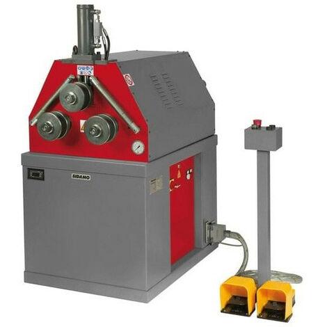 Sidamo - Cintreuse hydraulique 3 galets 1,5 kW 400V Tri - E 75 H3V/1