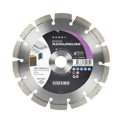 Sidamo - Disco de diamante PRO SCORING D.140x22,23xh 10mm