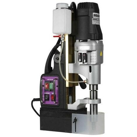 Sidamo - Perceuse magnétique 75PM B 1,8kW 230V Mono avec coffret de fraises