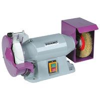SIDAMO - Touret à meuler avec brosse TM200B - 20113104