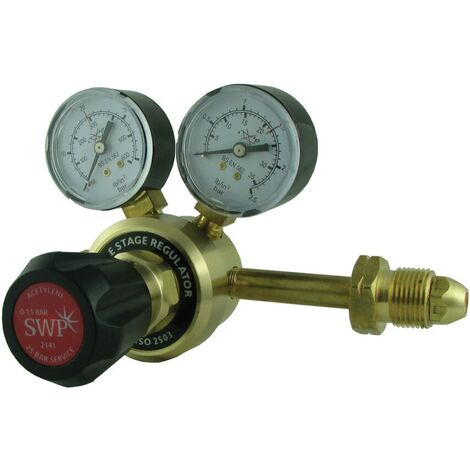 Side Entry Single Stage - 2 Gauge Regulators