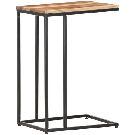 Side Table 35x45x65 cm Solid Sheesham Wood