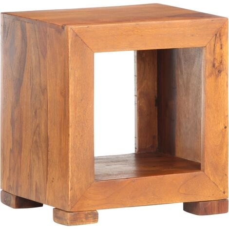 Side Table 37x29x40 cm Solid Sheesham Wood