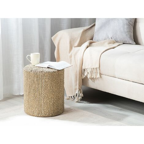 Side Table Beige MAIDA